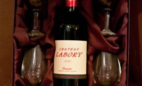 coffret vin parthenay