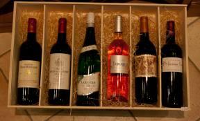 coffrets vins saint maixent l'ecole