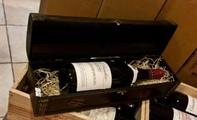 coffrets vins st maixent l'ecole